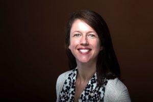 A picture of Dr. Saoirse O'Sullivan, cannabis expert