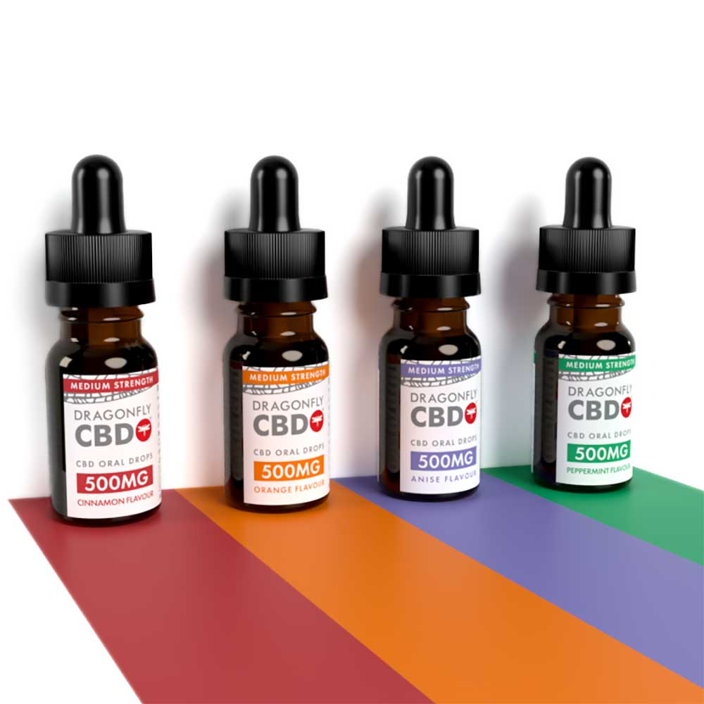 Dragonfly-CBD-Flavoured-Group