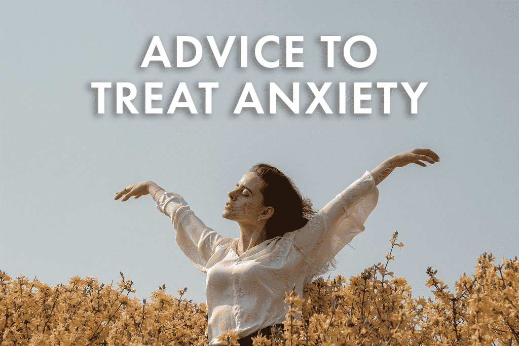 Dragonfly CBD Advice to Treat Anxiety