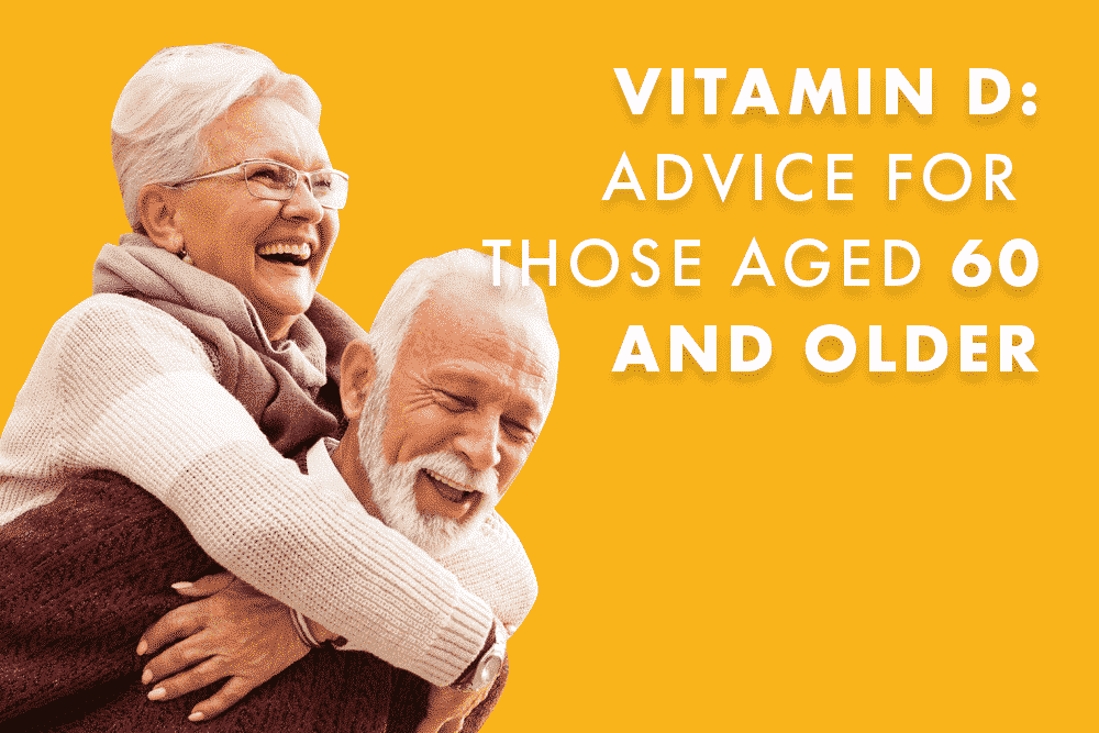 Dragonfly CBD Vitamin D Advice for those aged 60 and older